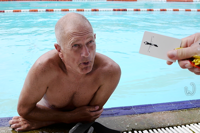 Walter Johnson, Static Freediving Competition Expert